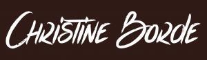 Logo de Christine Borde